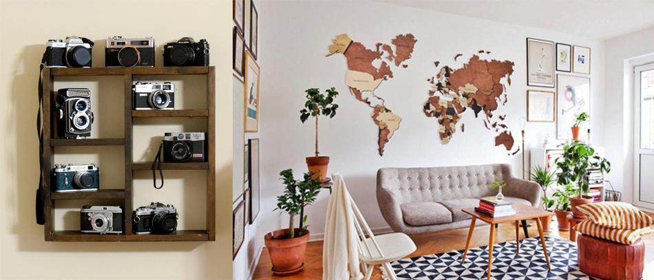 Decorațiuni pentru pereti interiori