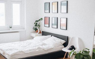 Idei amenajare dormitor modern