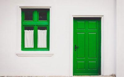 Cum vopsesc ușile ?