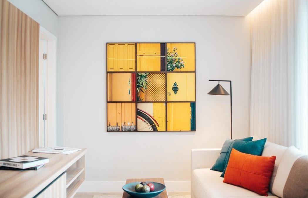 Cum alegi culorile în locuința ta?