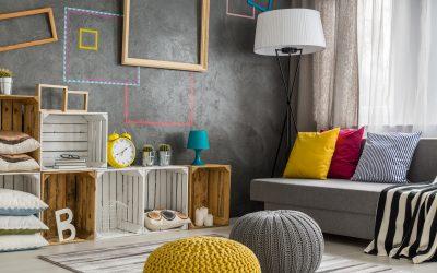 Lucrări de o zi pe care le poți face ca să dai un aspect nou locuinței tale