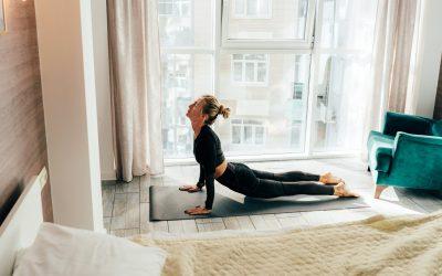 Cum amenajezi o sală de fitness acasă atunci când ai puțin spațiu?