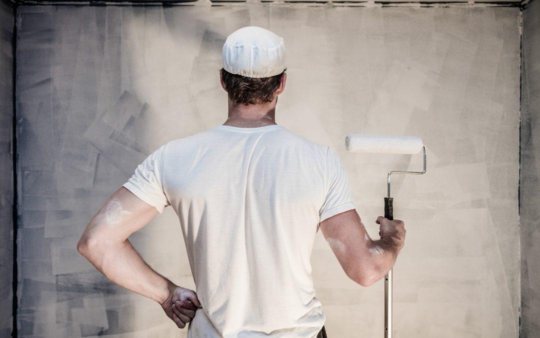 +5 Idei de zugrăvit pereții